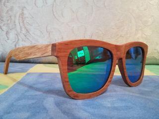 8246e49297 Gafas polarizadas de madera de segunda mano en WALLAPOP