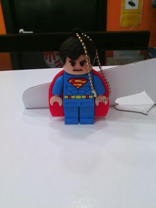 Pendrive Superman Lego