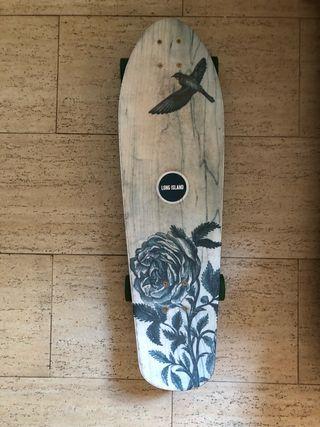 Skate Patinete Longboard LONGISLAND