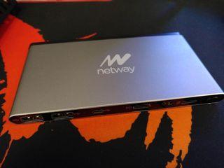 MINI PC NETWAY NANUS II QUAD/2GB/32GB/HDMI/BLUETOO