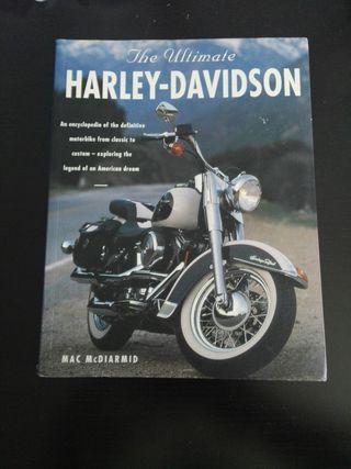 Harley Davidson 3x2 en libros