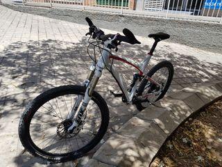 bicicleta doble suspensión lapierre