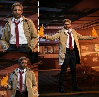 Figura Constantine similar Hot Toys Sideshow