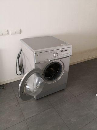 lavadora LG 7kg 1200 rpm