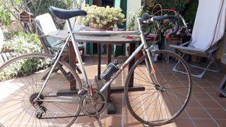 bicicleta super BH