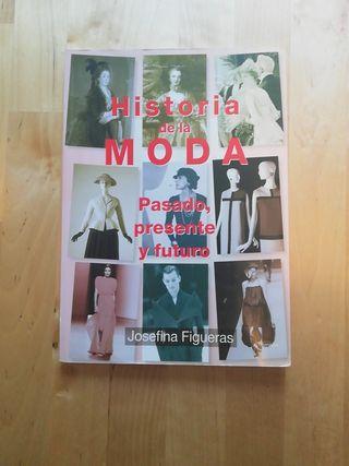 Historia de la moda de Josefina Figueras