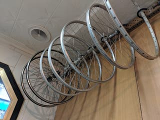lote de 10 ruedas de bicicleta