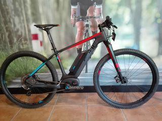 Bicicleta eléctrica montaña e-bike Cube Zero Elite