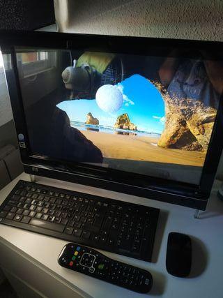 PC Ordenador HP Intel 23 tactil