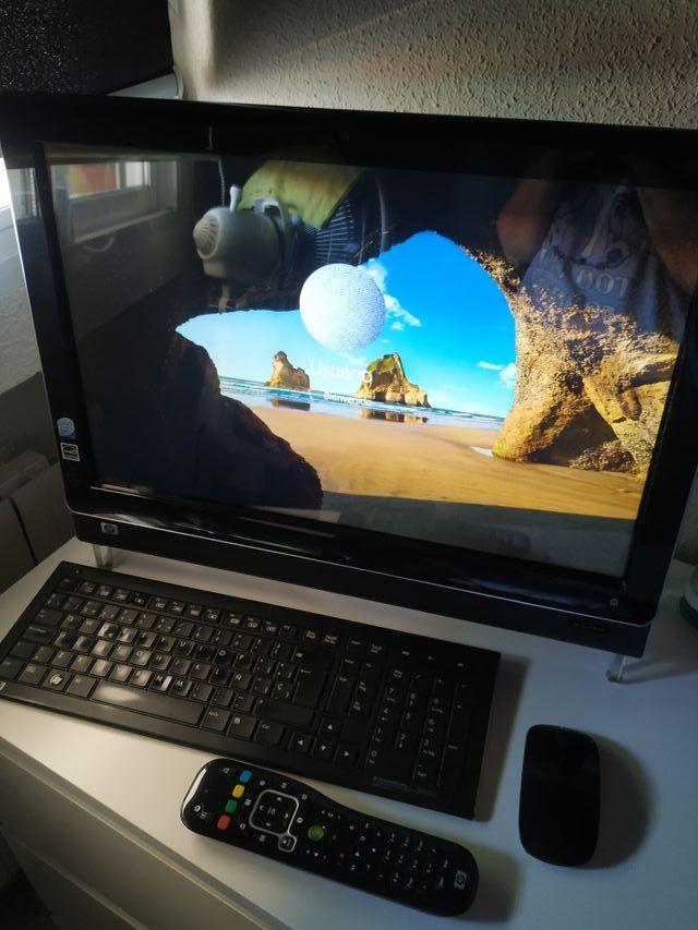 URGE PC Ordenador HP Intel 23 tactil