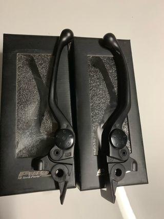 Manetas originales Yamaha tmax 530