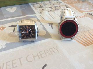 Dos relojes 50 euros cada uno