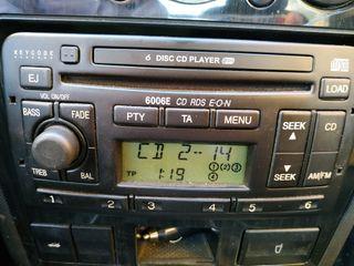 RADIO CD 6006E RDS EON