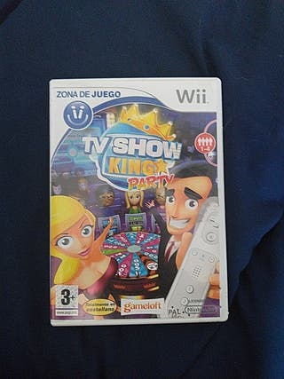 Juego de wii, Tv show king party