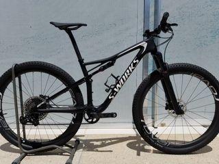 Bicicleta Specialized S works Epic