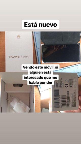 Huawei P19 smart