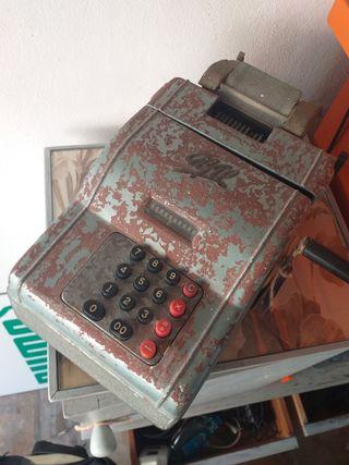 calculadora enregistradora antiga