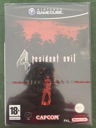 Resident Evil 4 Precintado PS2