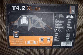tienda campaña T4.2 XL AIR
