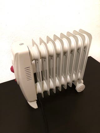 Práctico radiador de aceite Orbegozo RO 1210 C