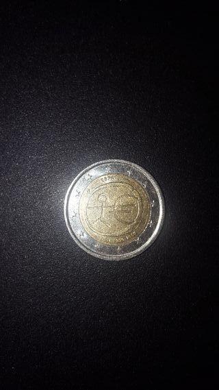 moneda 2 euros españa indalo conmemorativa