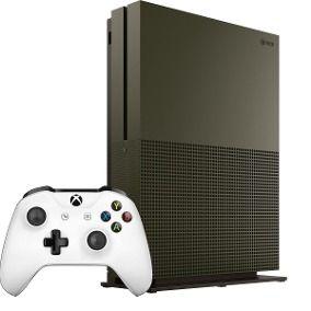 Xbox one S con un mando y otro mando de regalo
