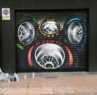 Graffiti Decoración Profesional