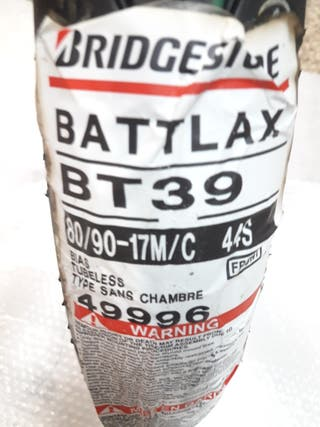 BRIDGESTONE BT39 - 80/90/17