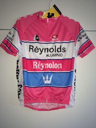 maillot Retro rosa