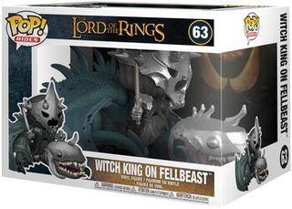 Funko Pop Witch King on Fellbeast 63