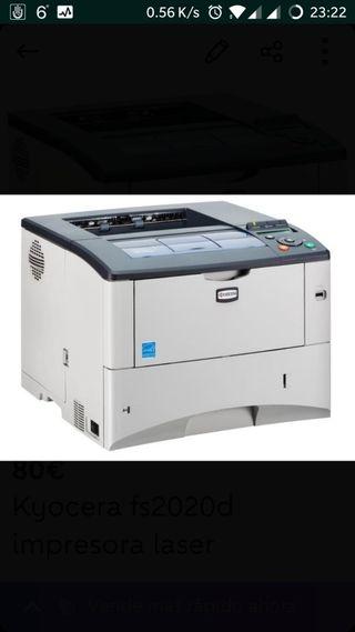 Kyocera fs2020d impresora laser