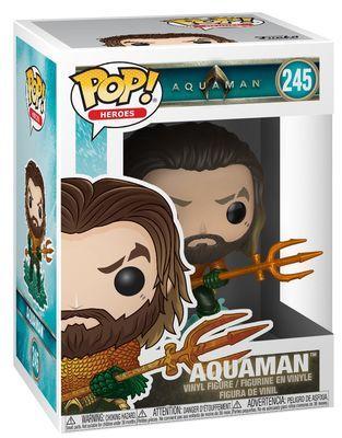 Funko Pop Aquaman 245