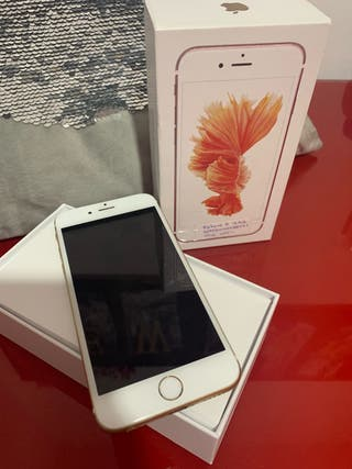 iPhone 6 16gb oro