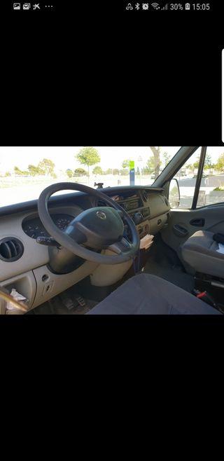 Nissan Interstar 2013