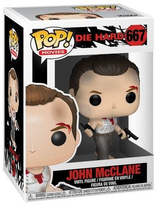 Funko Pop John McClane 667. Die Hard