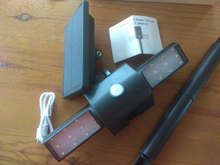 Lámpara solar