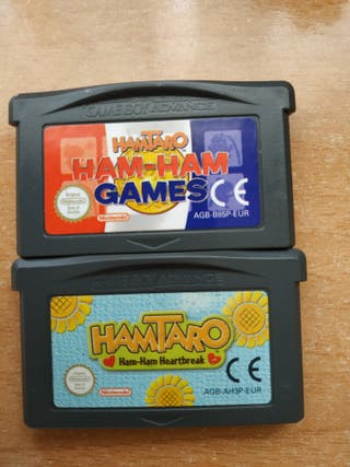 Juegos para la Gameboy advance/Nintendo DS