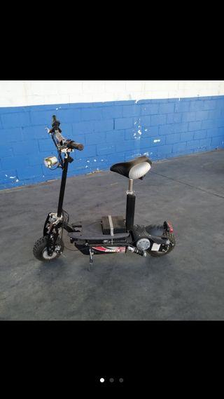 Vendo patinete electrico IMR racing
