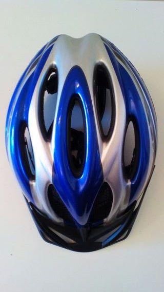 Casco de bicicleta Ajustable y visera