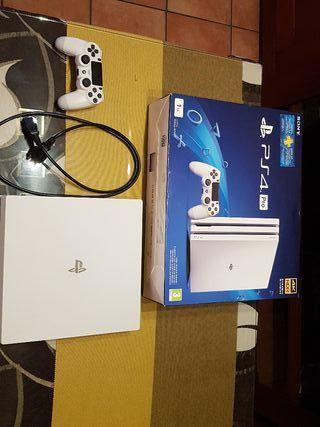 PS4 PRO Blanca 1 TB
