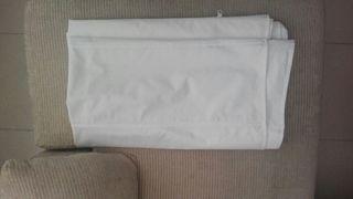 Estores blancos 120cm