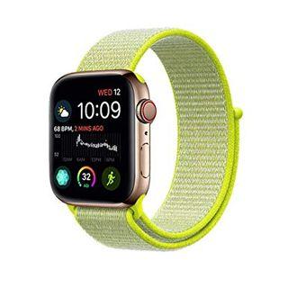 Correa Nylon Velcro Apple Watch Serie 4