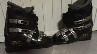 botas esquiar