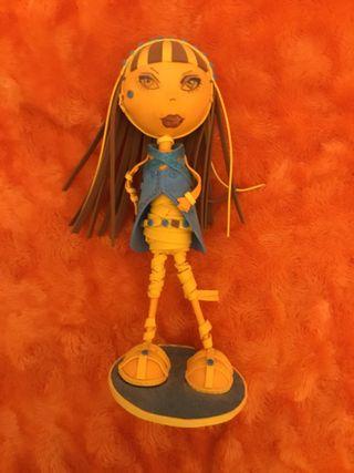 Fofucha de Monster High Cleo Denile