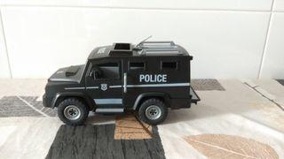 COCHE DE POLICÍA PLAYMOBIL