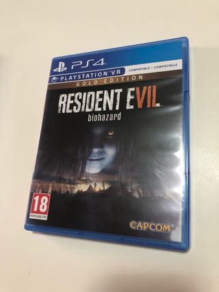 Resident Evil Biohazard Gold Edition Ps4