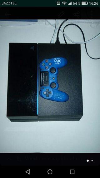 PlayStation 4 con GTA v