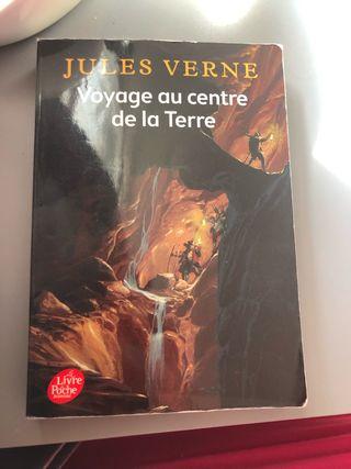 Voyage au centre de la Terre de Jules Verne