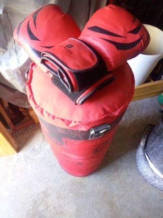 Sacó de boxeo GymSaul