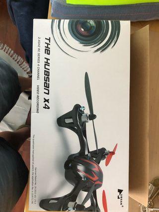Dron Hubsan x4 2,4 GHZ